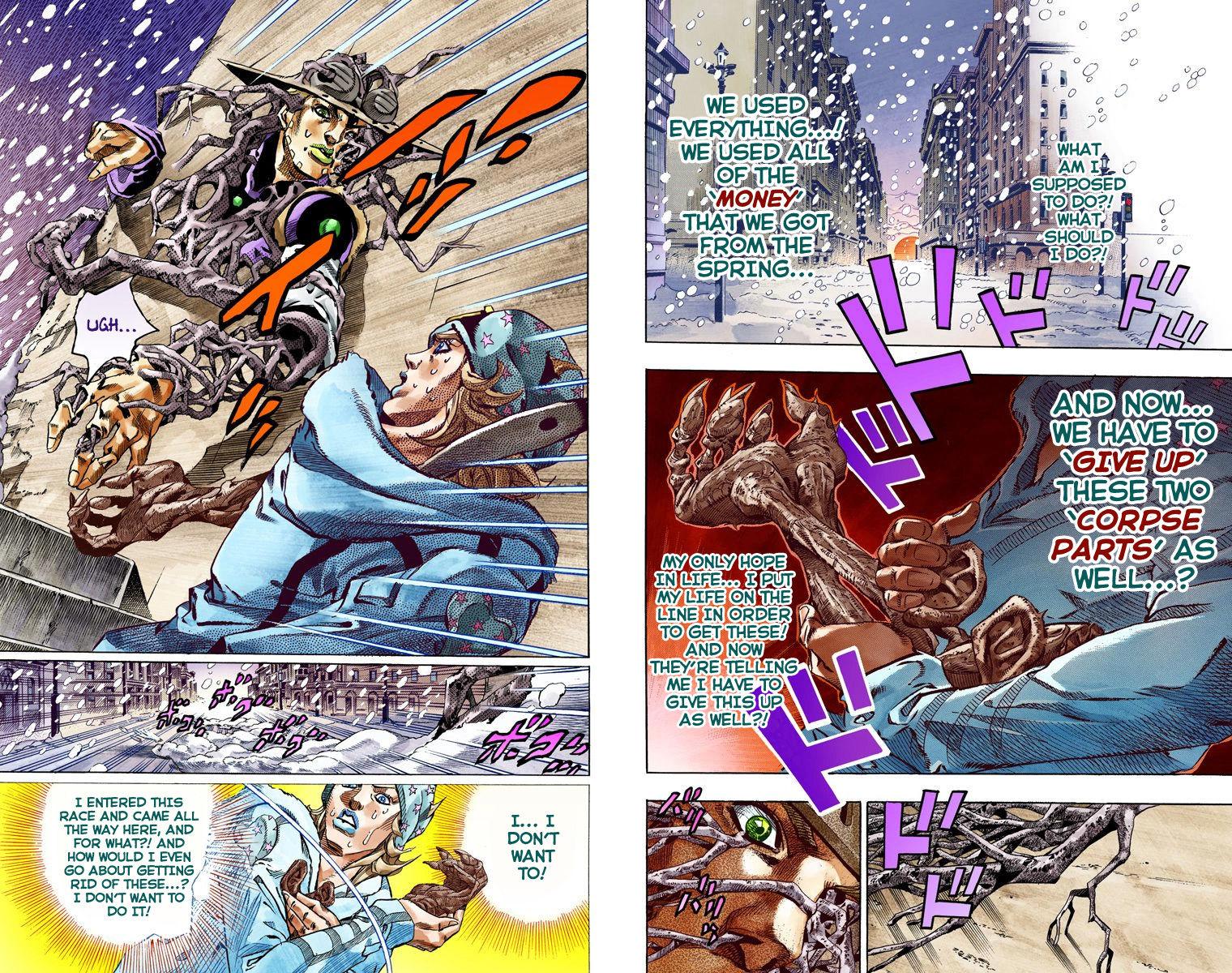 Steel Ball Run 48 Page 2