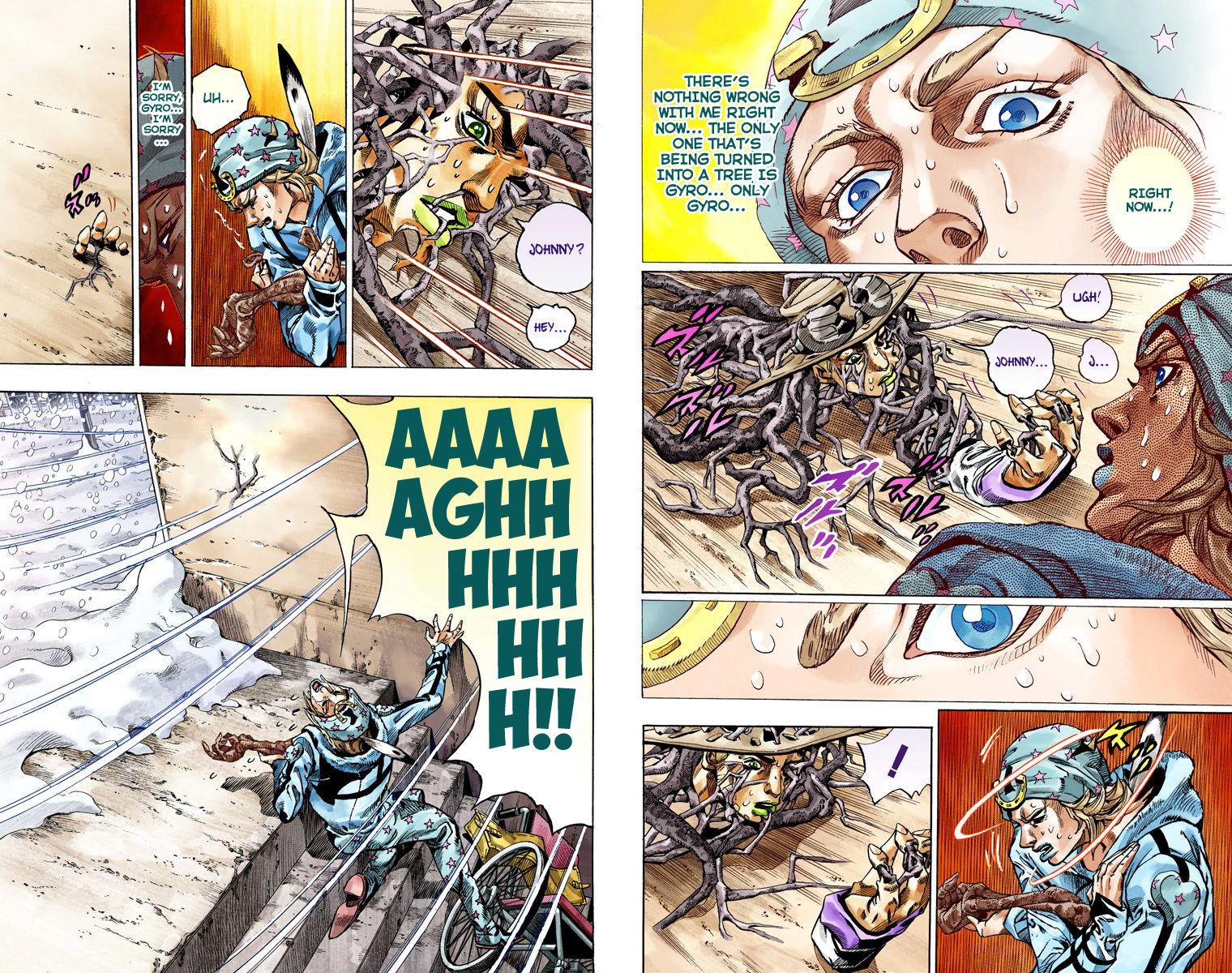 Steel Ball Run 48 Page 3