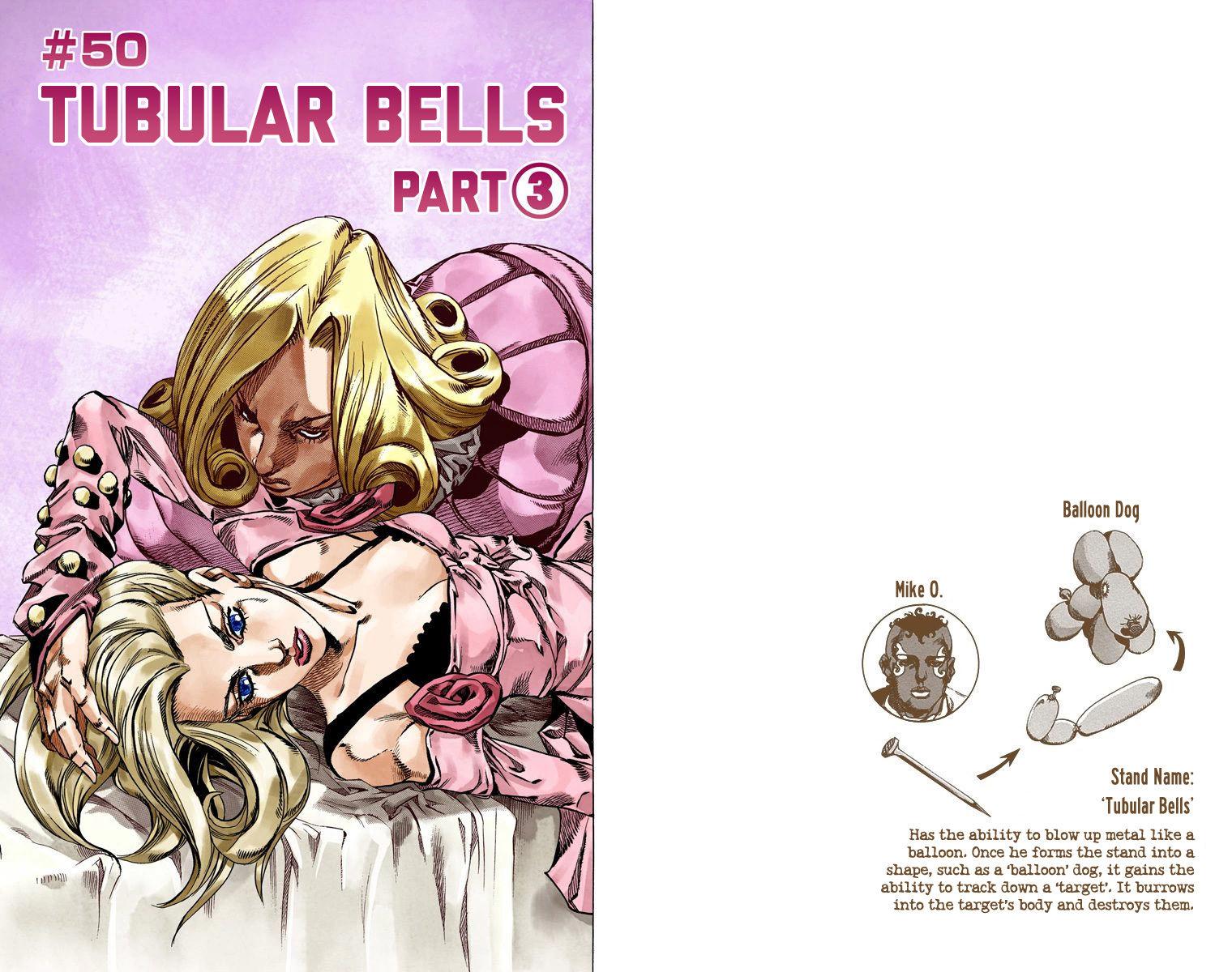 Steel Ball Run 50 Page 1