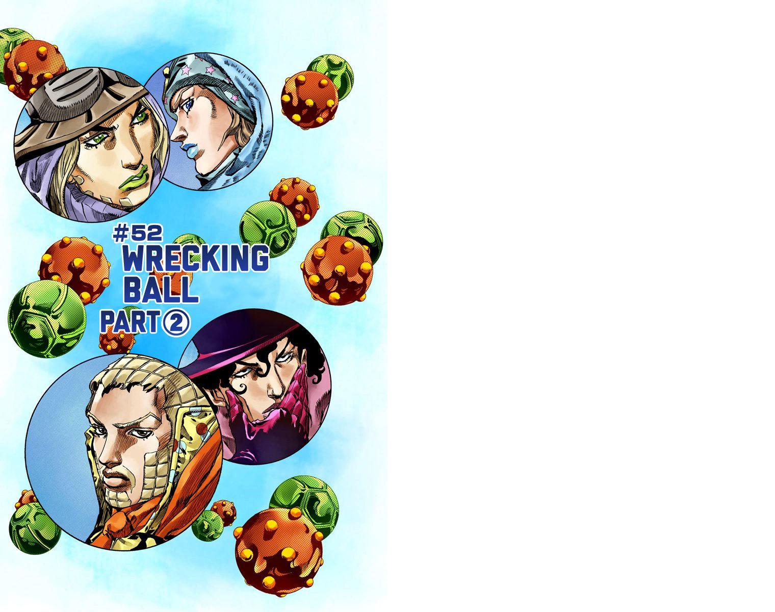Steel Ball Run 52 Page 2