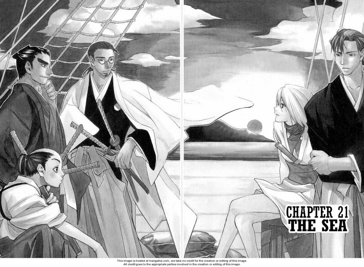 Peace Maker Kurogane 6 Page 1