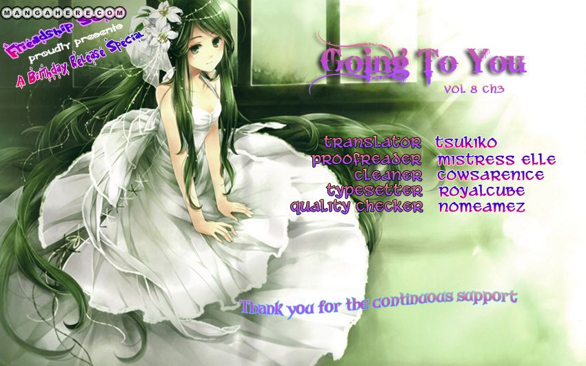 Going To You 39 Page 1
