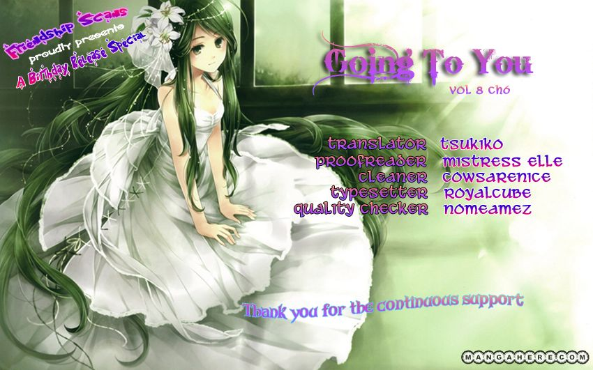 Going To You 42 Page 1