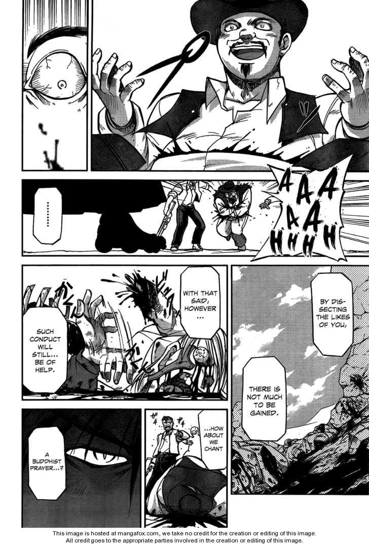 Trigun: Rising 1 Page 4