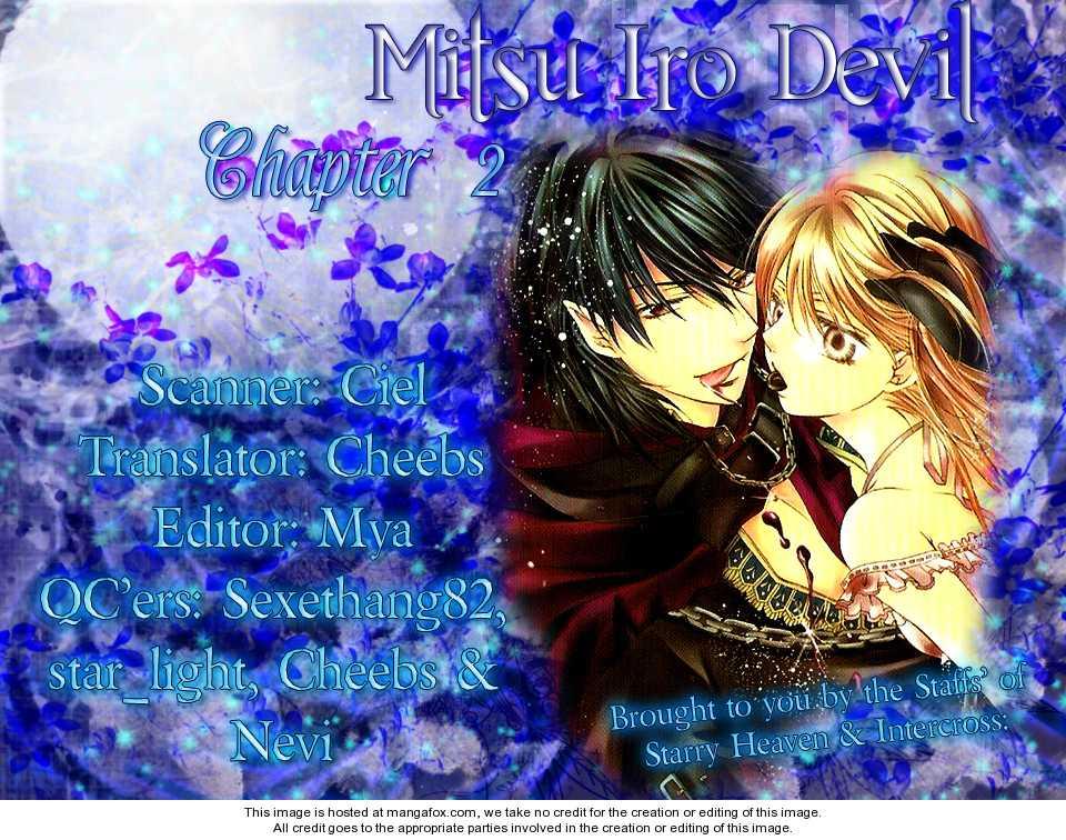 Mitsuiro Devil 2 Page 1