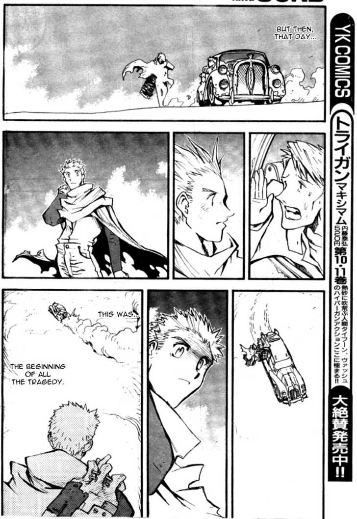 Trigun MAXIMUM 5 Page 4