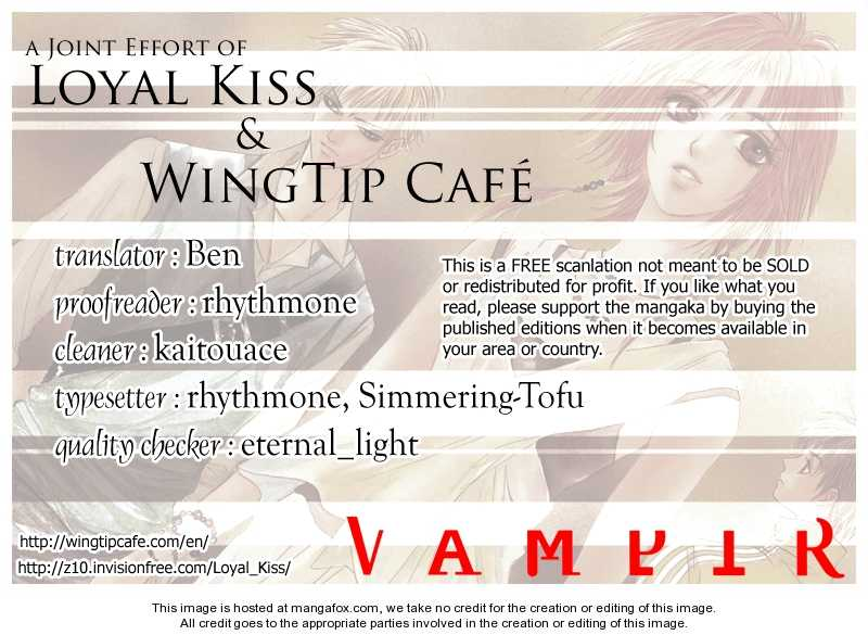 Vampir 2 Page 1