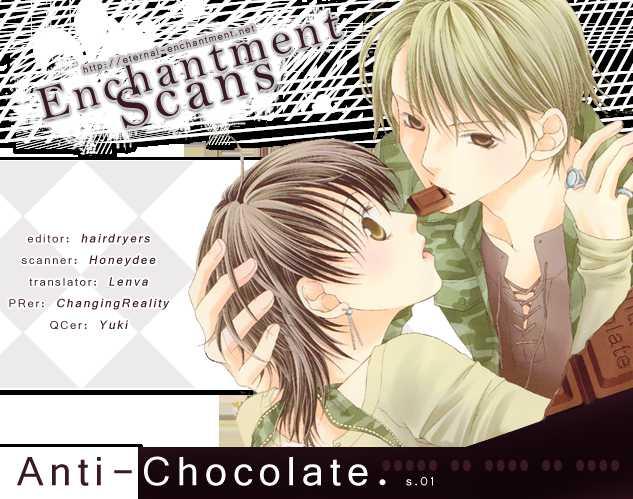 Anti-Chocolate 1 Page 1