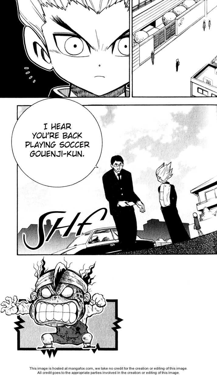 Inazuma Eleven 3 Page 2