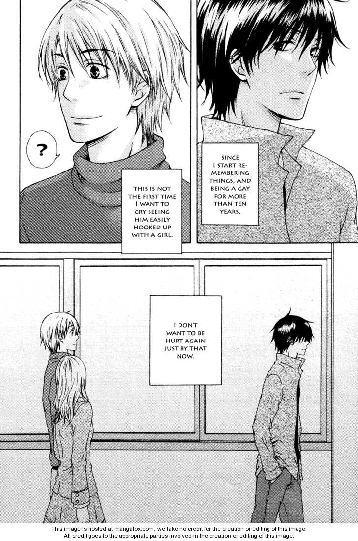 Unmei no Koi ni Naritai 1 Page 3