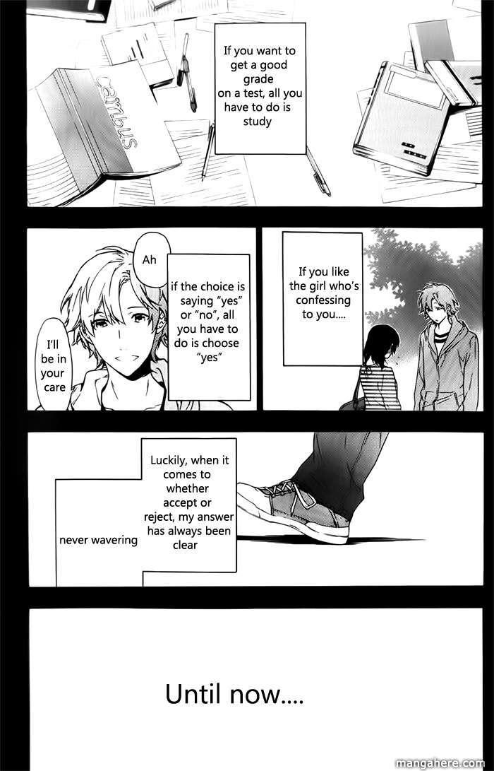 Hana no Mizo Shiru 7 Page 2