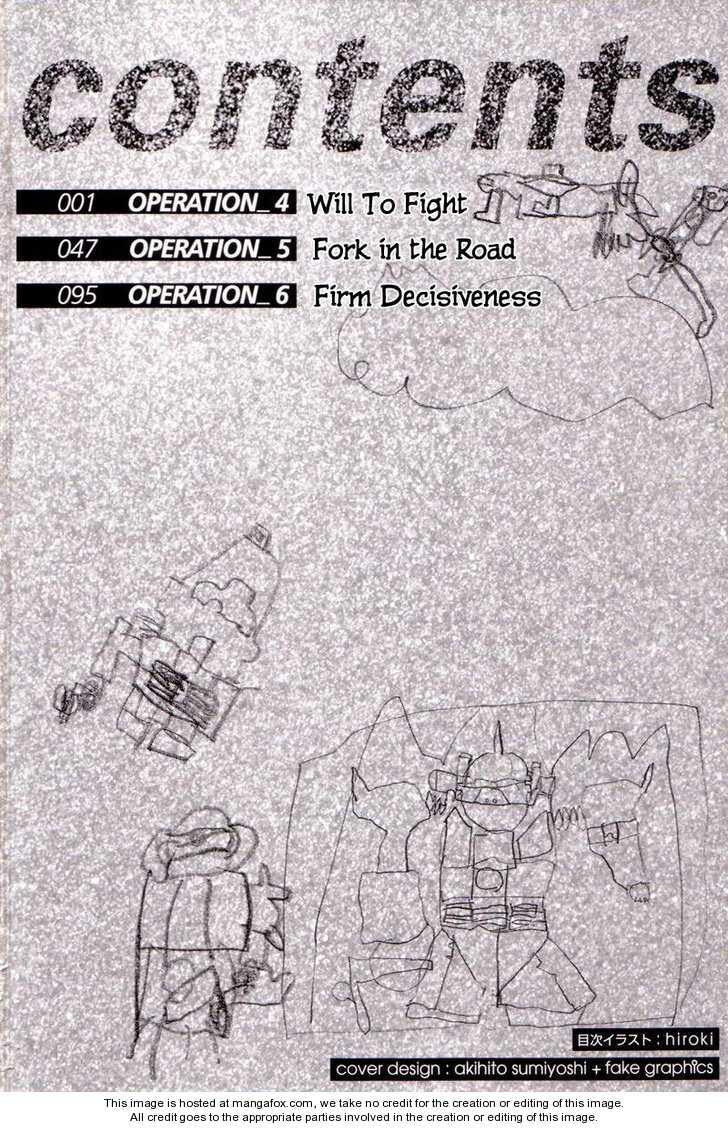 Kidou Senshi Gundam Senki: Lost War Chronicles 4 Page 2