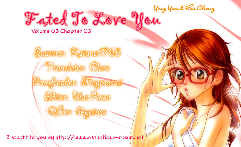 Fated To Love You 12 Page 1