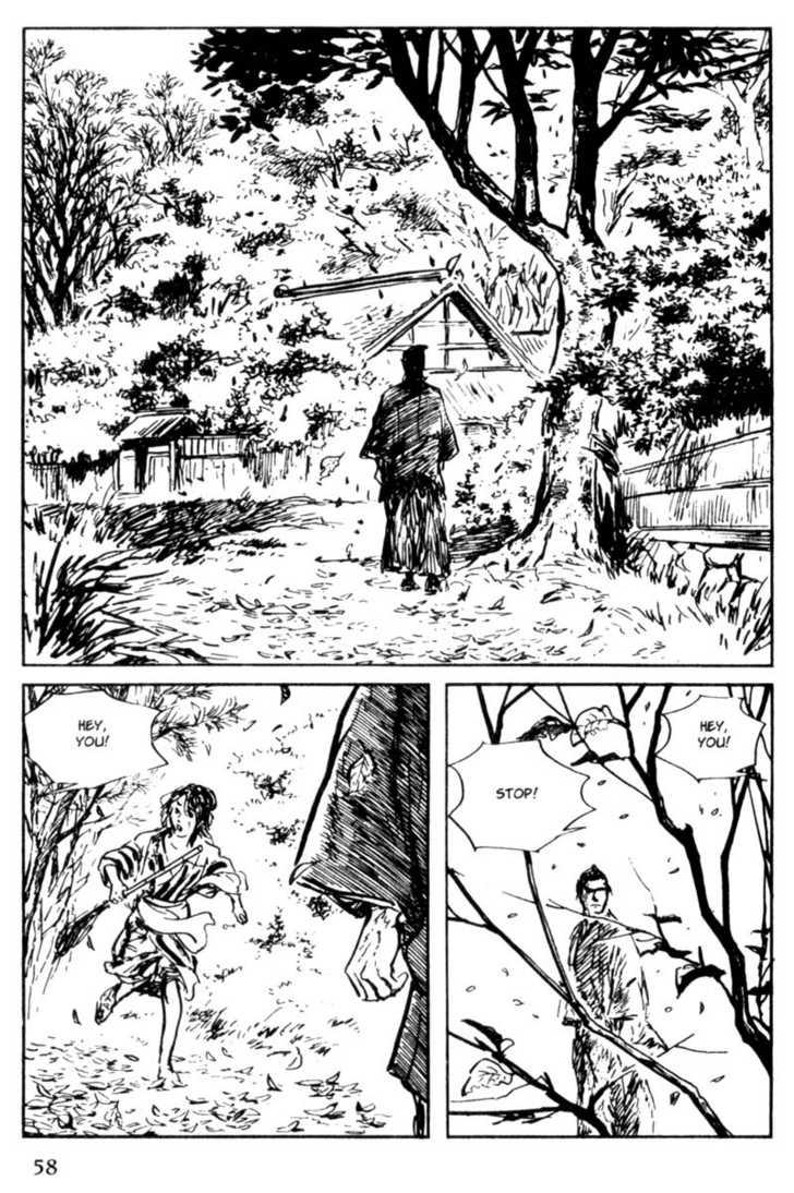 Samurai Executioner 19 Page 2