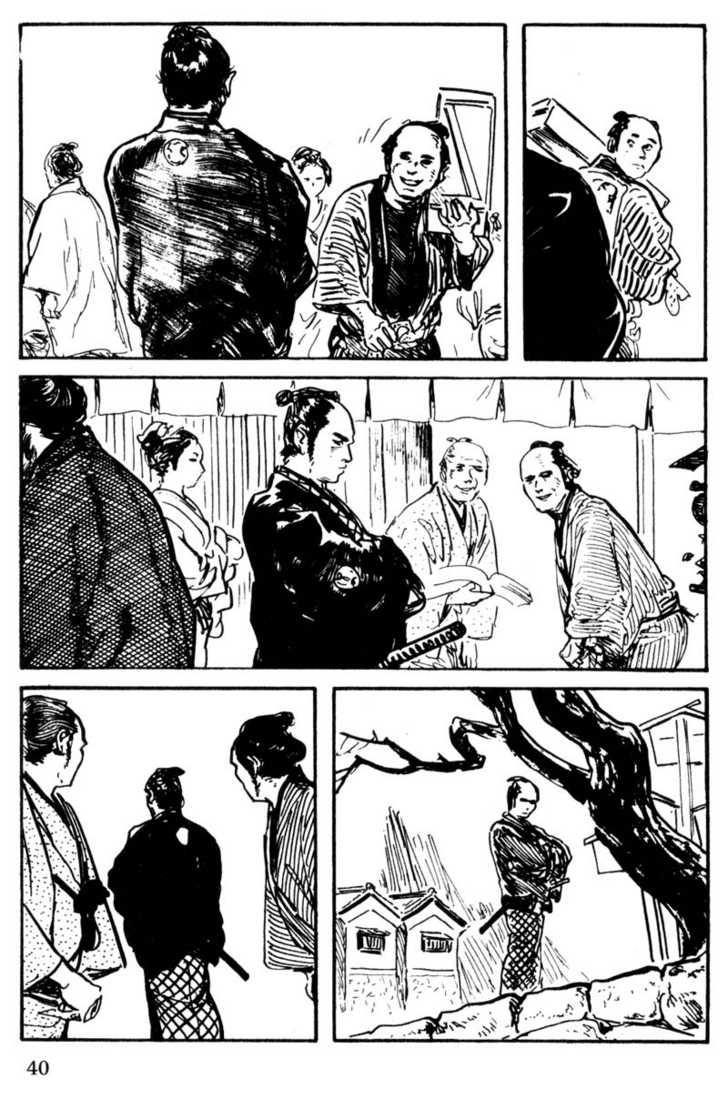 Samurai Executioner 50 Page 3