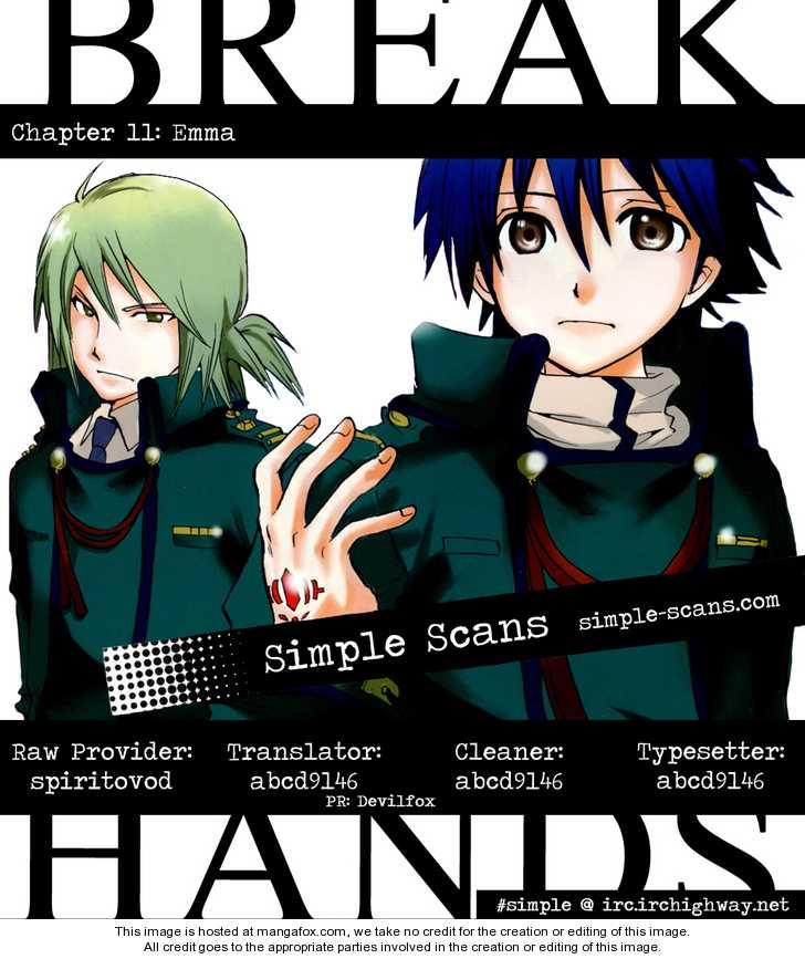 Break Hands 11 Page 1