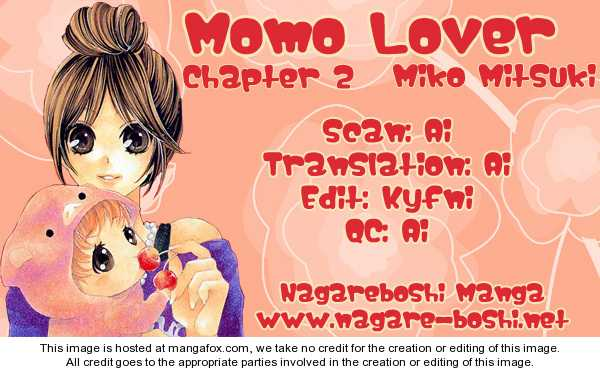 Momo Lover 2 Page 1