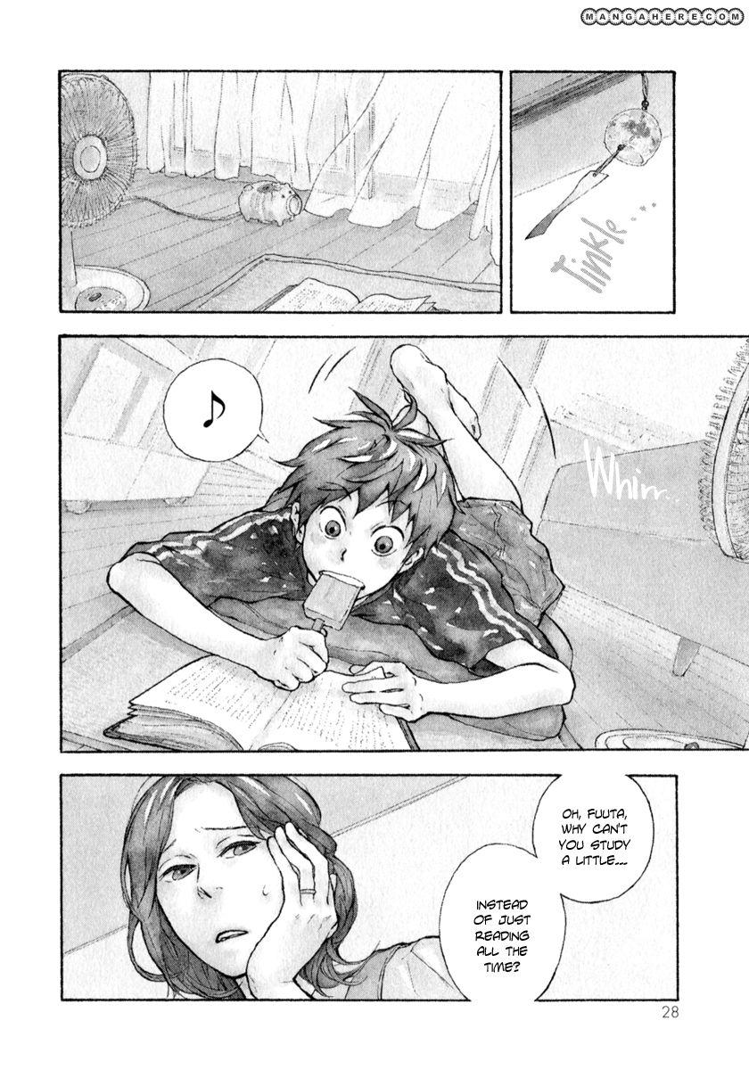 Boku to Miraiya no Natsu 2 Page 2