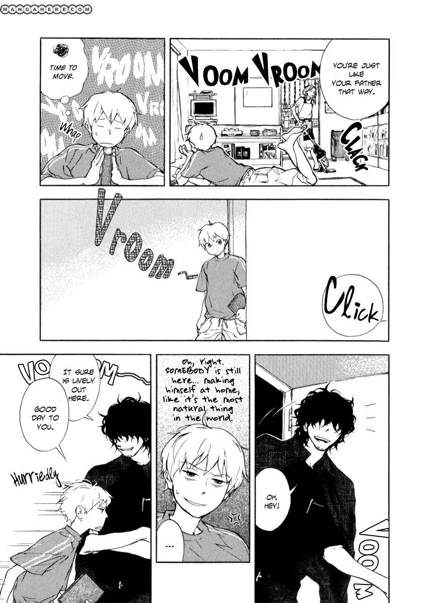 Boku to Miraiya no Natsu 2 Page 3