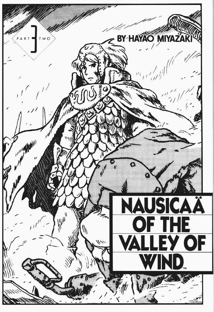 Nausicaä of the Valley of the Wind 3 Page 2