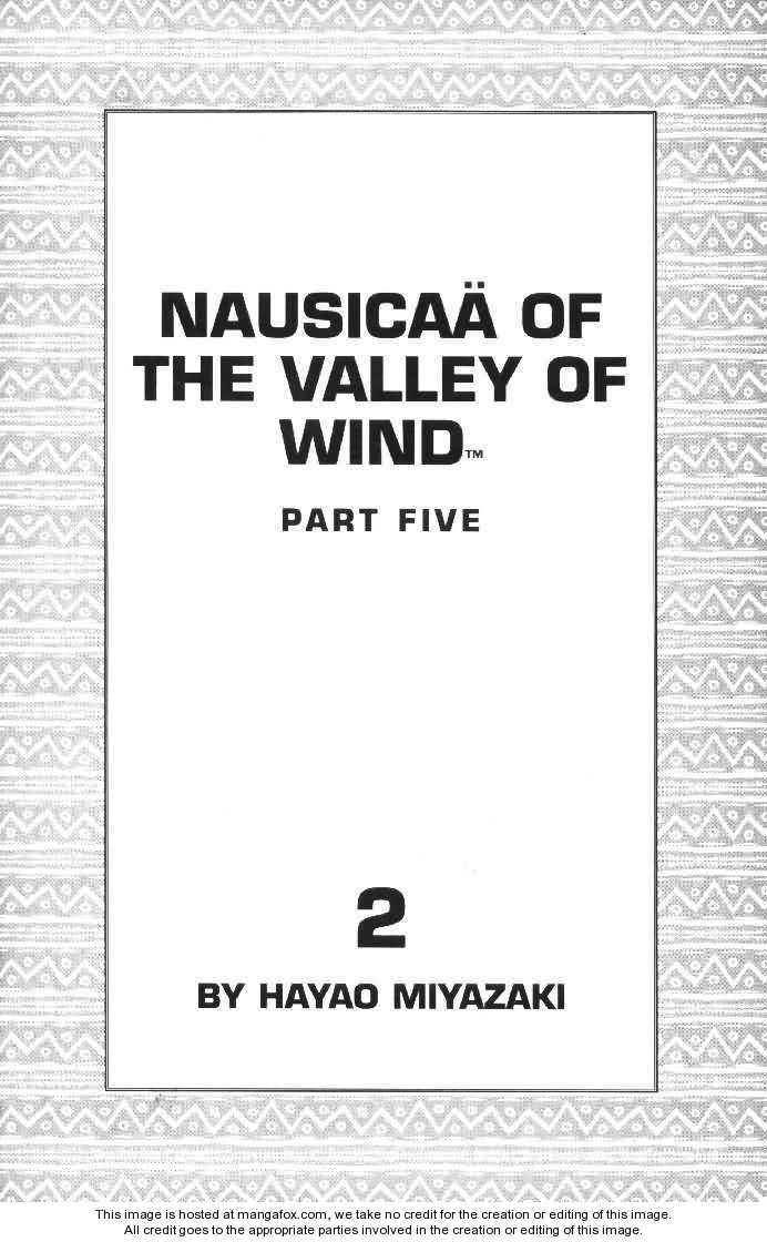 Nausicaä of the Valley of the Wind 2 Page 2