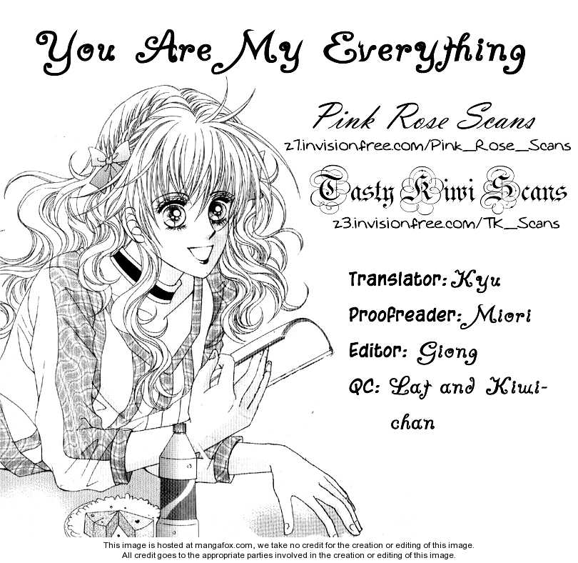 You are My Everything 3 Page 1