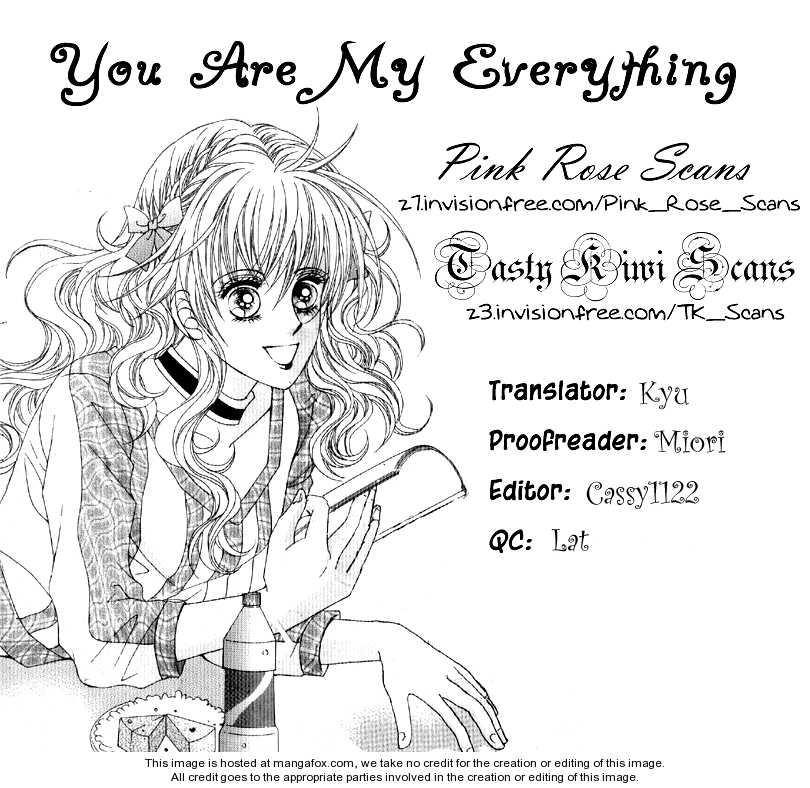 You are My Everything 5 Page 1