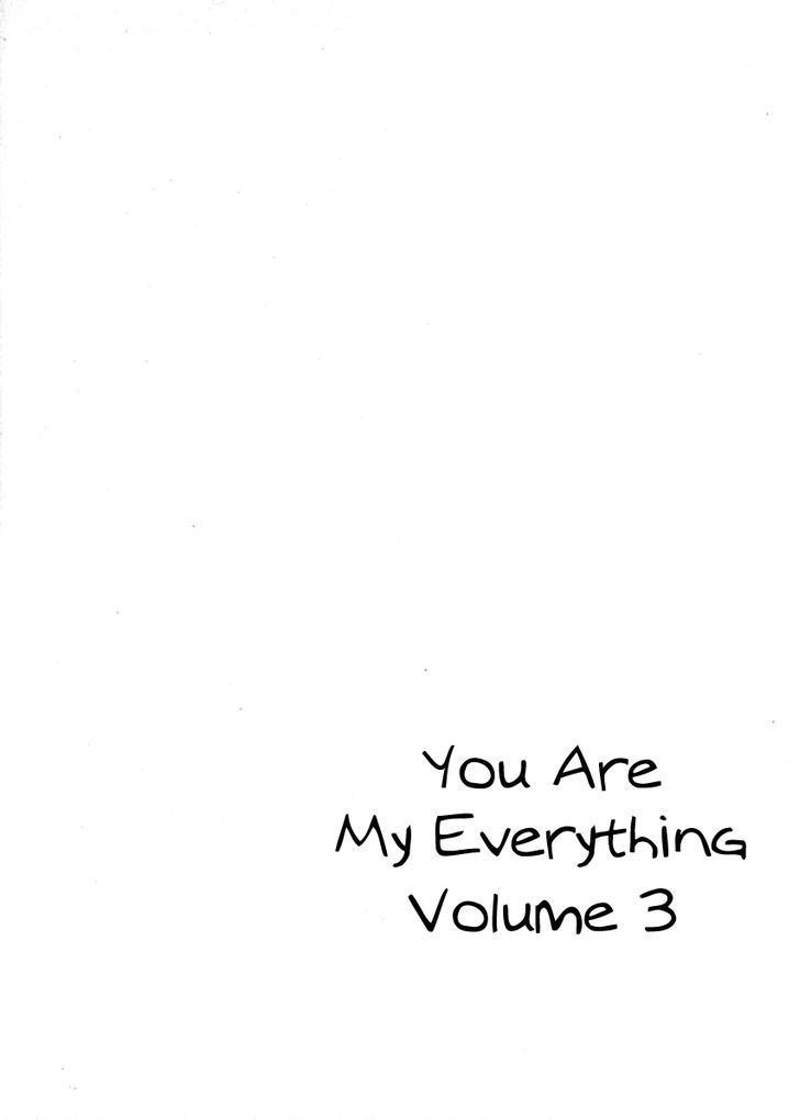 You are My Everything 1 Page 3