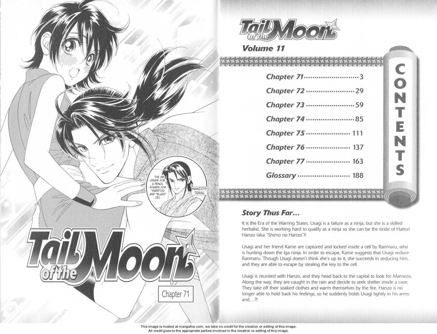 Tail of the Moon 71 Page 1