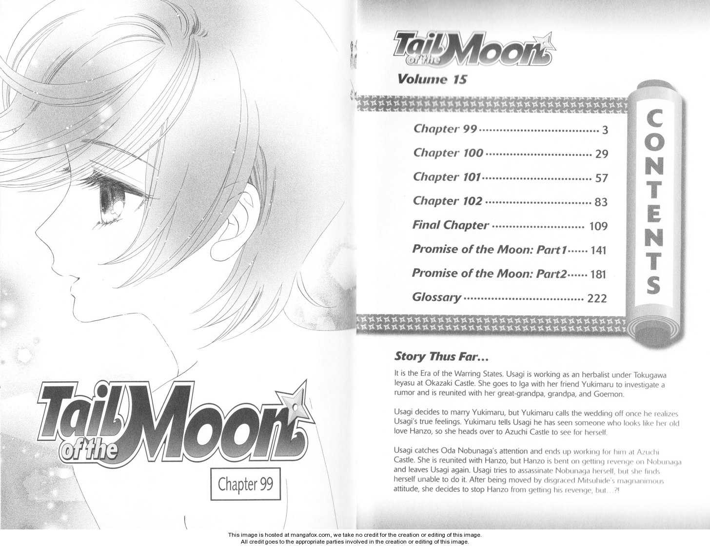 Tail of the Moon 99 Page 1