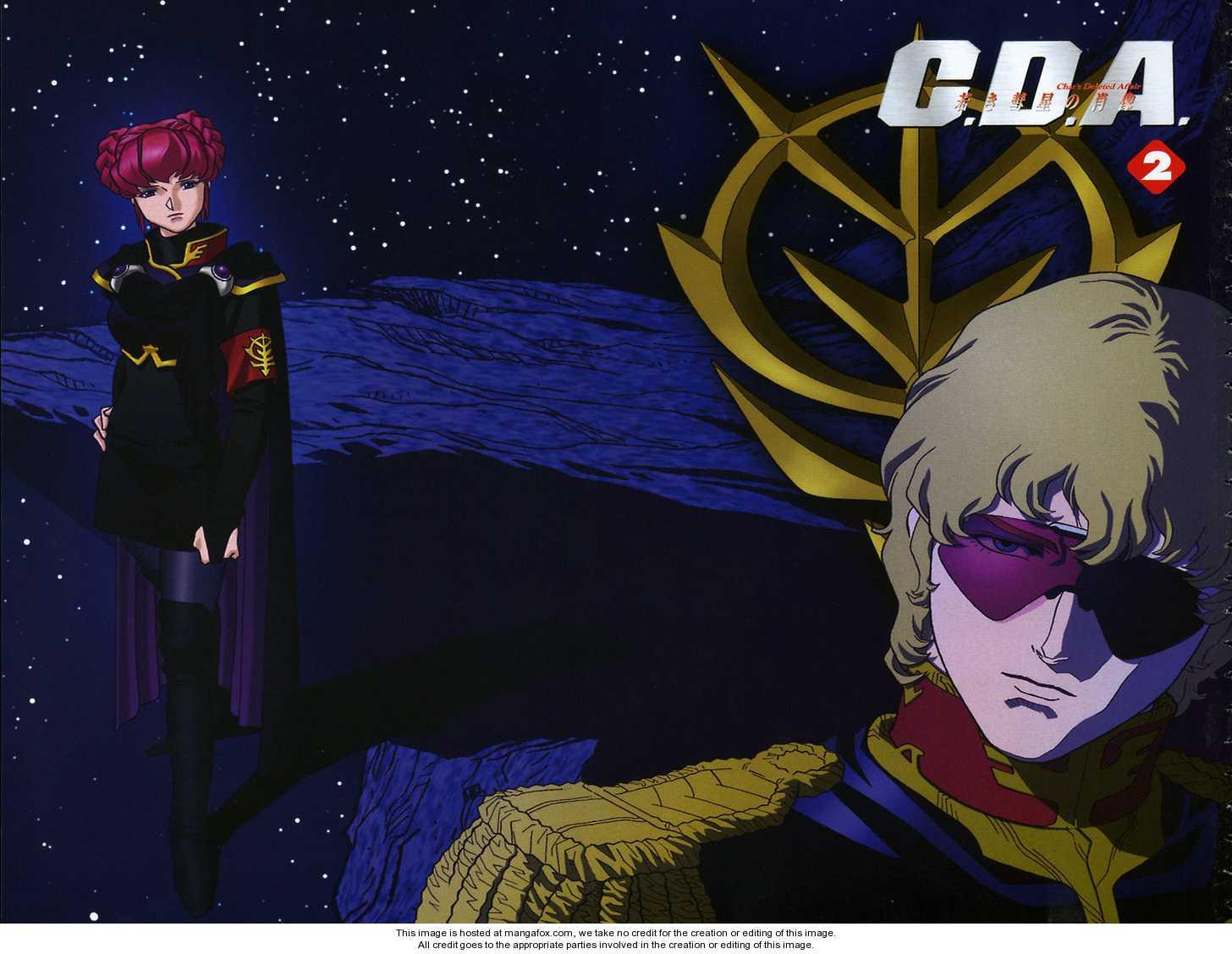 Kidou Senshi Gundam: C.D.A. Wakaki Suisei no Shouzou 5 Page 2