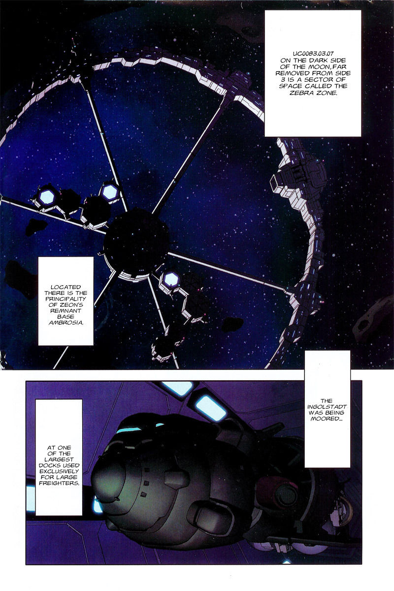 Kidou Senshi Gundam: C.D.A. Wakaki Suisei no Shouzou 35 Page 2