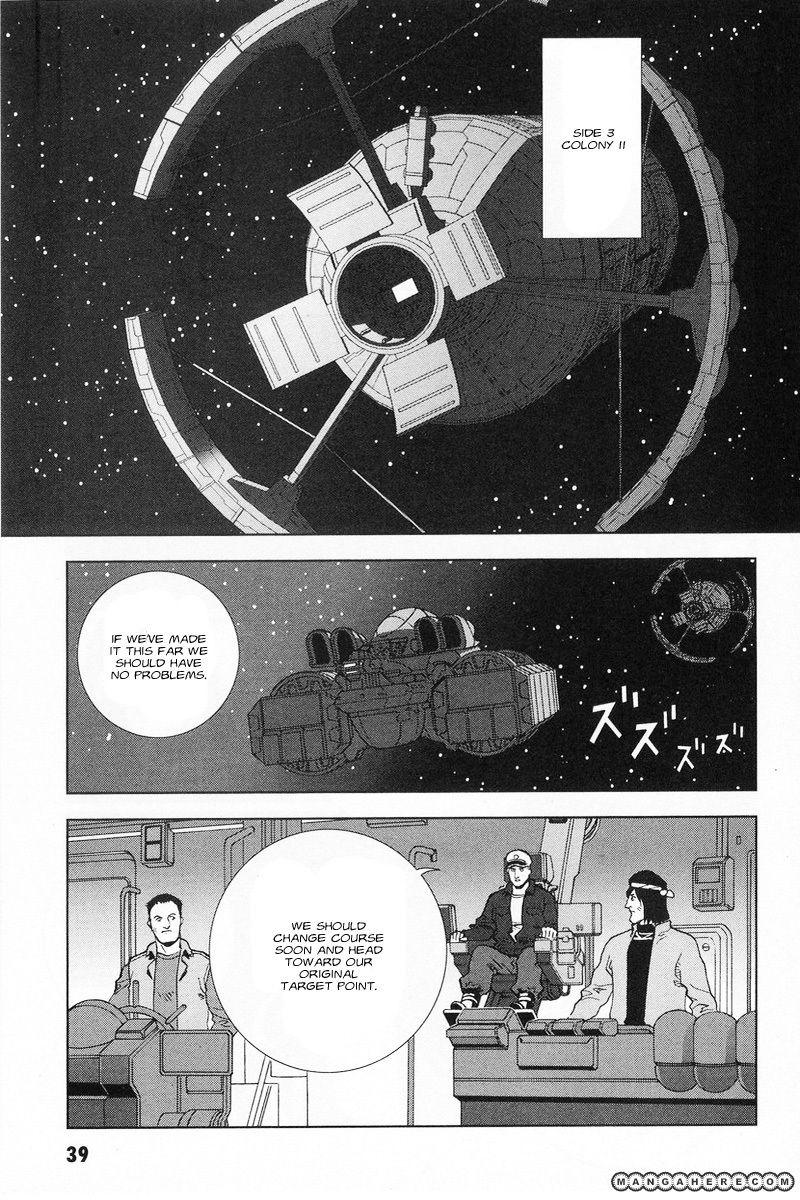 Kidou Senshi Gundam: C.D.A. Wakaki Suisei no Shouzou 46 Page 2