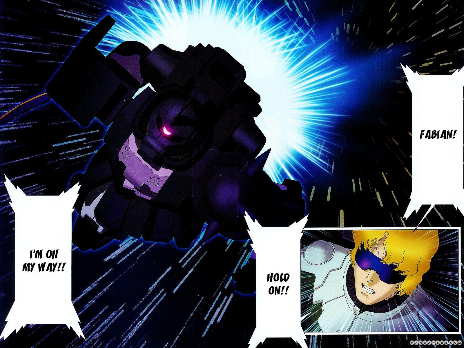 Kidou Senshi Gundam: C.D.A. Wakaki Suisei no Shouzou 48 Page 2