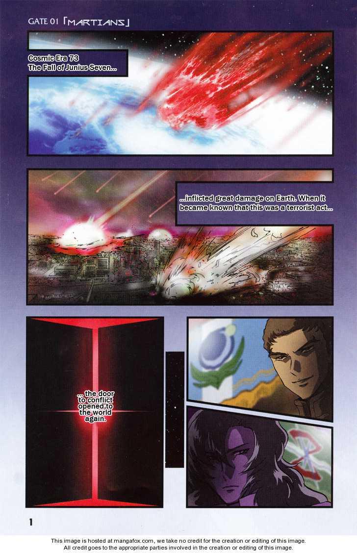 Kidou Senshi Gundam Seed C.E.73 Delta Astray 1 Page 2