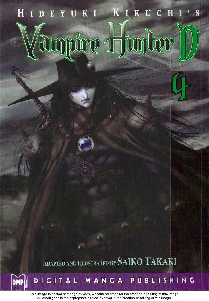 Vampire Hunter D 5 Page 1
