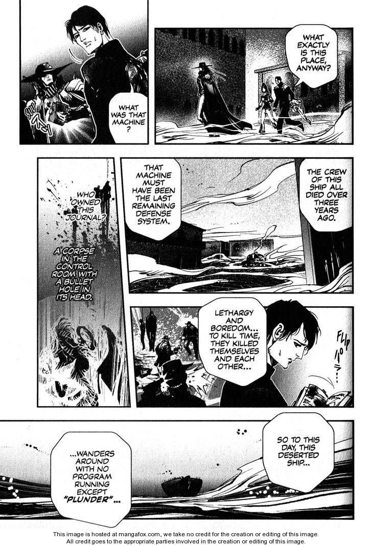 Vampire Hunter D 5 Page 2