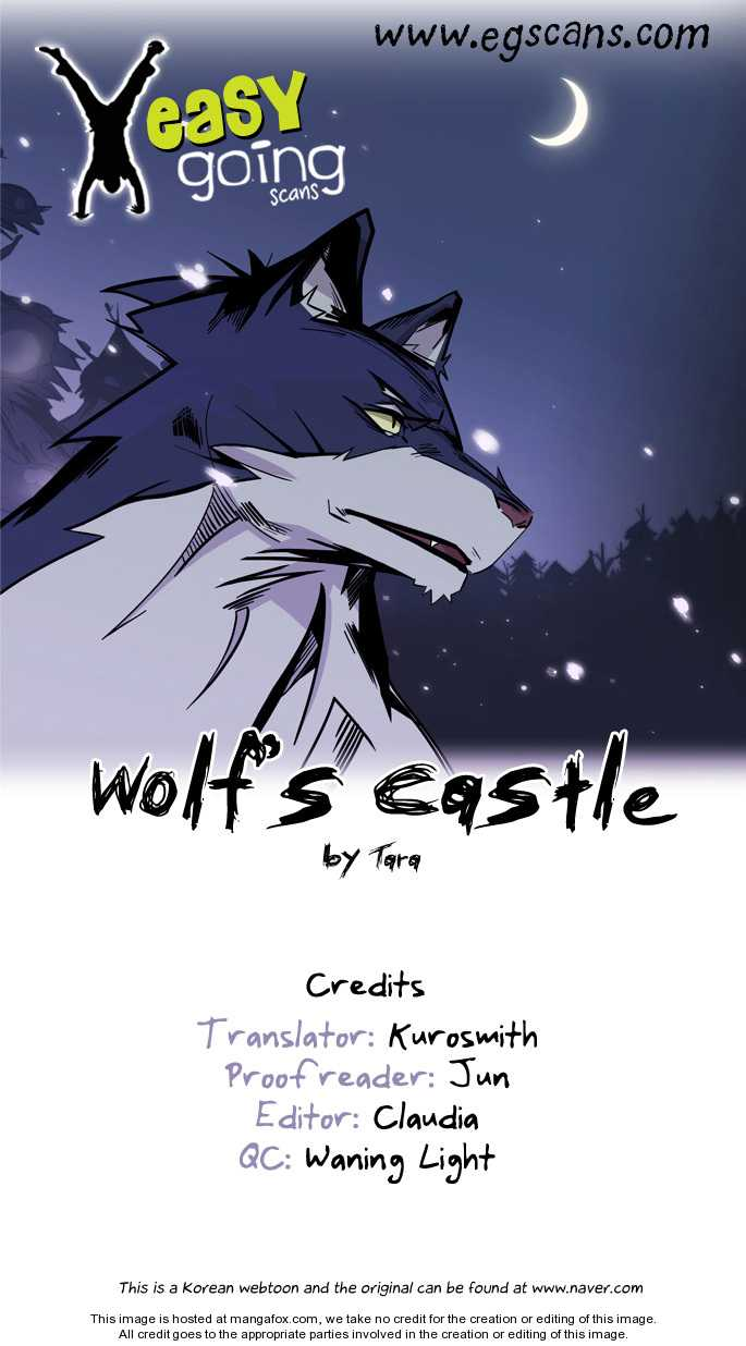 Wolf's Castle 12 Page 1