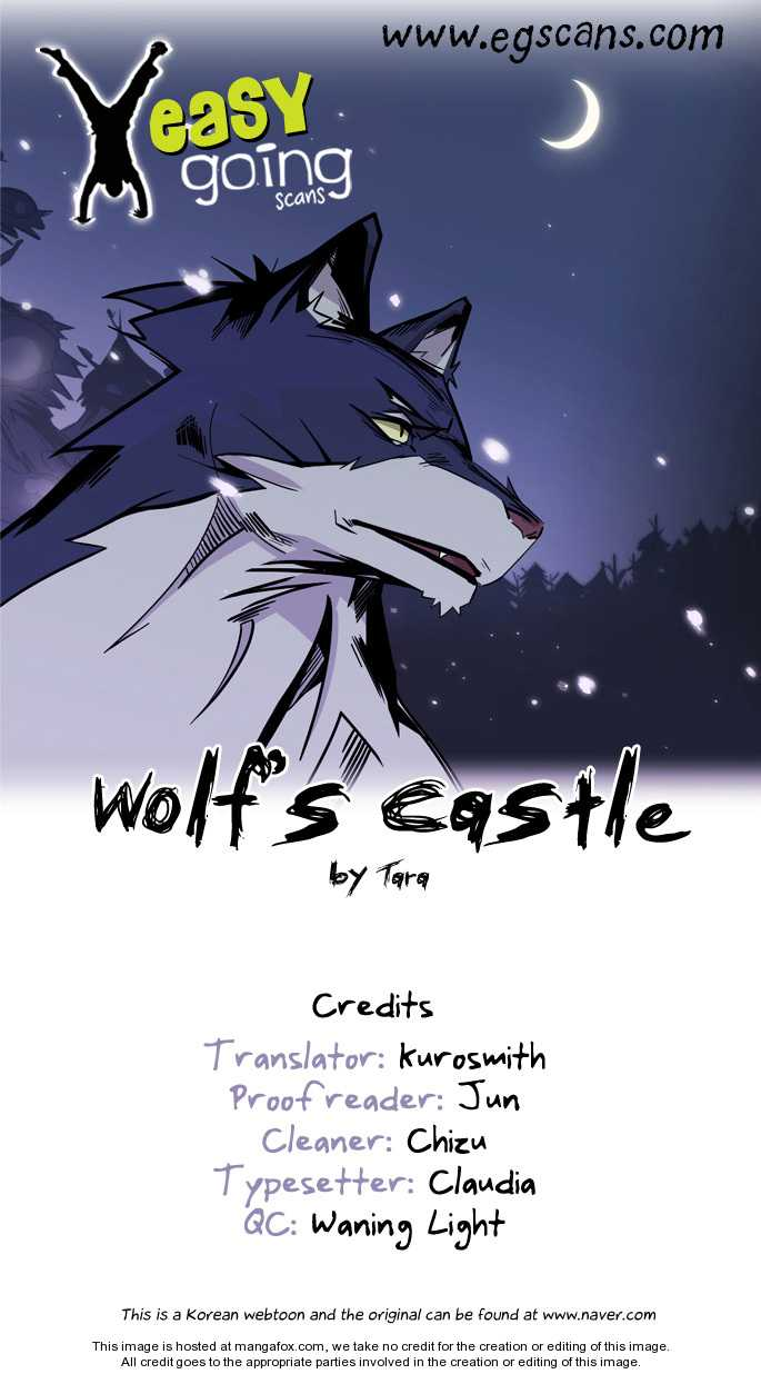 Wolf's Castle 17 Page 1