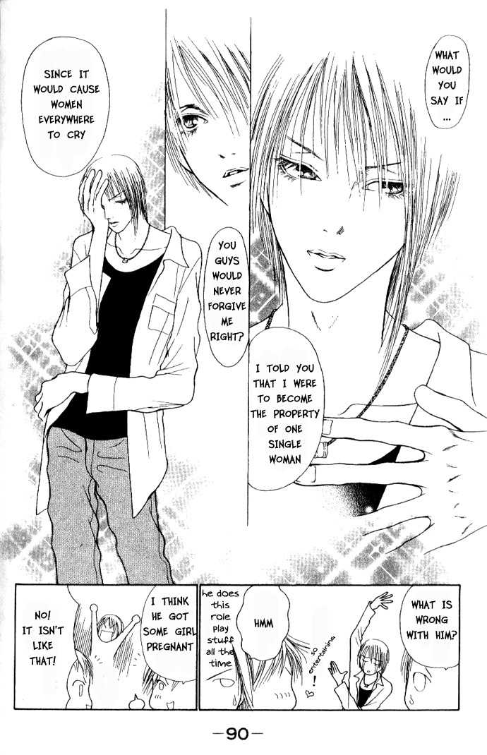 Perfect Girl Evolution 41 Page 2
