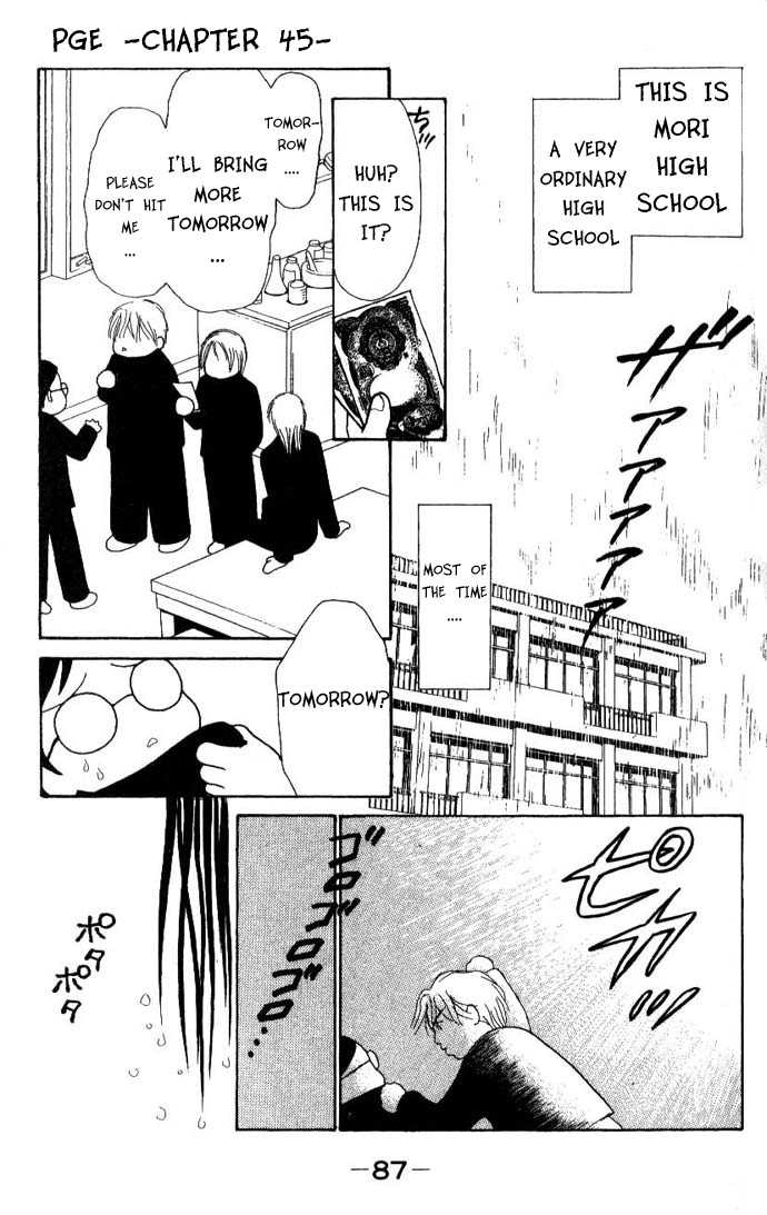 Perfect Girl Evolution 45.1 Page 1