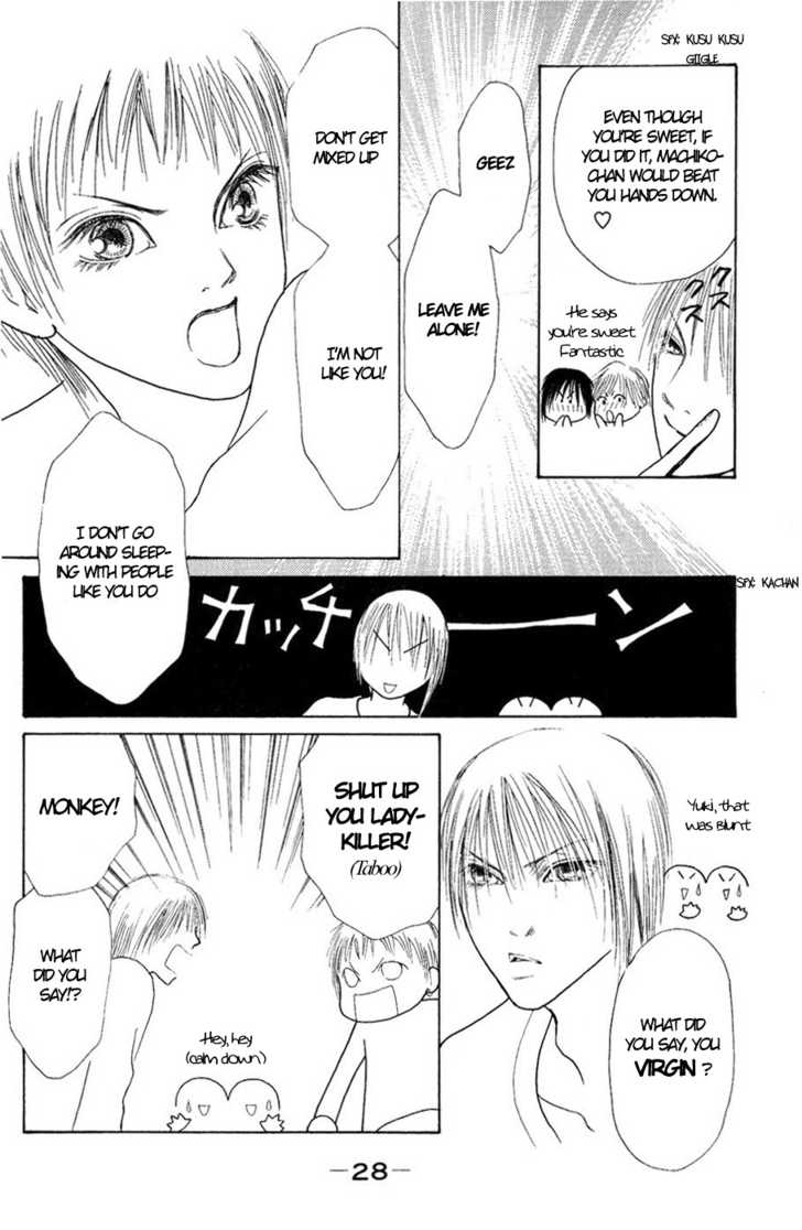 Perfect Girl Evolution 55.2 Page 1