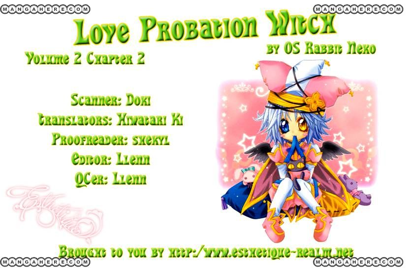 Love Probation Witch 6 Page 2