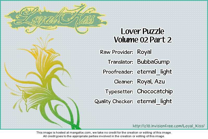 Lover Puzzle 2 Page 2