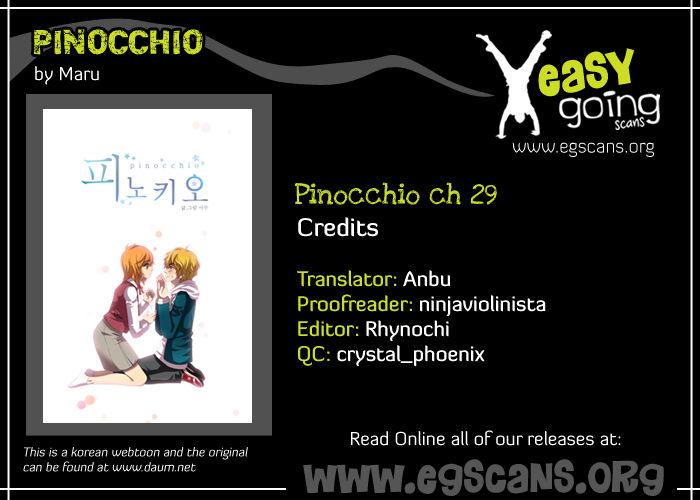 Pinocchio 29 Page 1