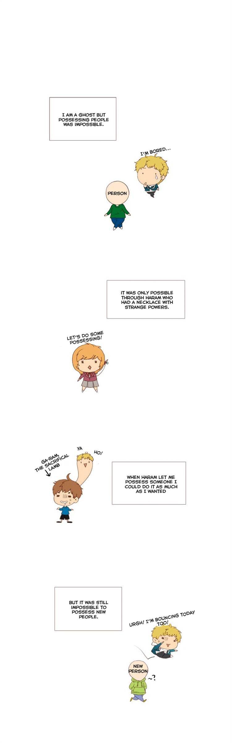 Pinocchio 40 Page 1