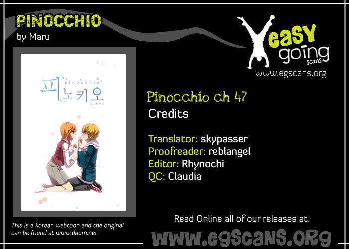 Pinocchio 47 Page 1