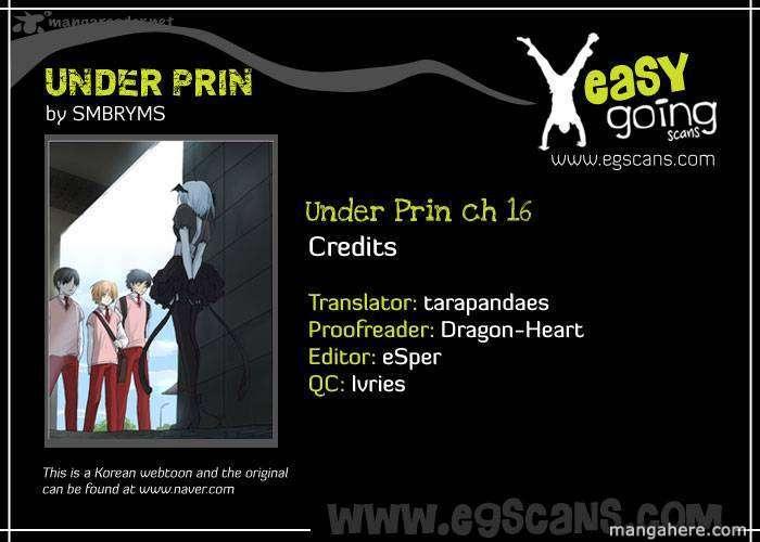 under PRIN 16 Page 1
