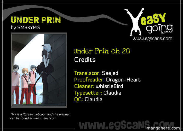 under PRIN 20 Page 1
