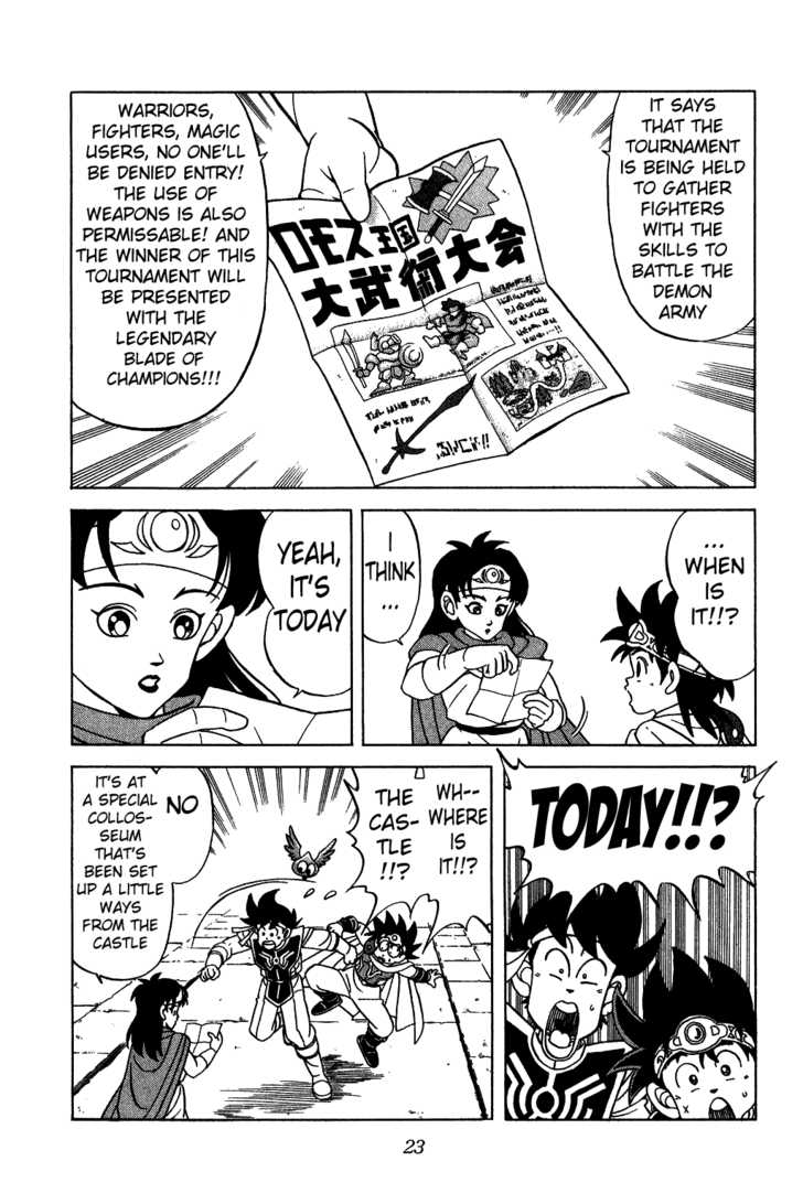 Dragon Quest: The Adventure of Dai 120 Page 2